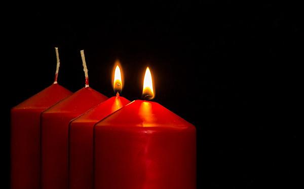 Andra advent - Den andra söndagen i december