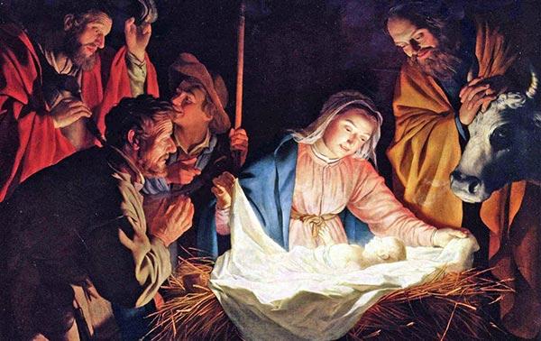 Advent innebär en väntan på Jesu födelse och ankomst