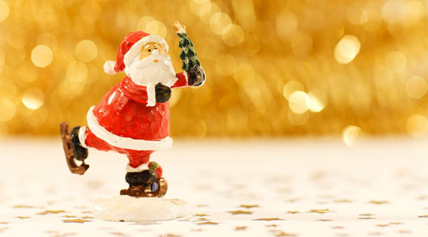 Är julafton en röd dag?