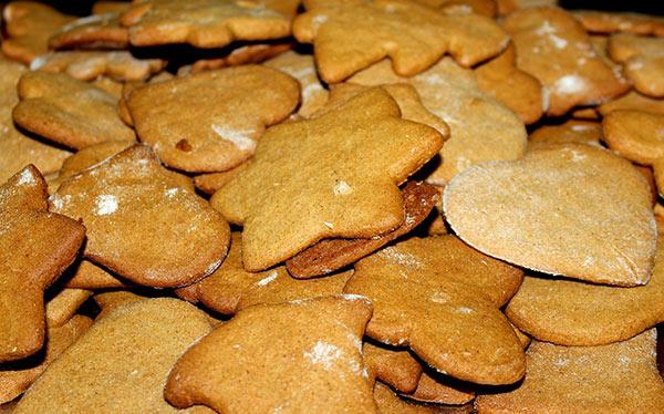 Pepparkakans dag firas den 9 december