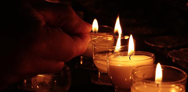 Förintelsens minnesdag den 27 januari