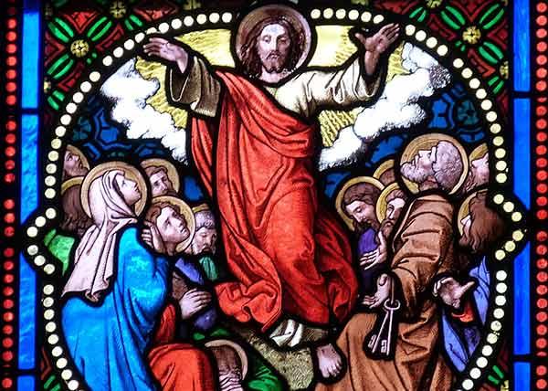 Är kristi himmelsfärd en röd dag?