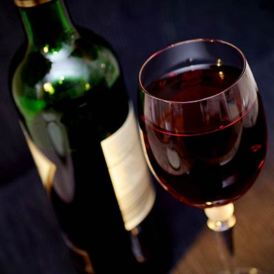 Prenumeration på vin i gåva
