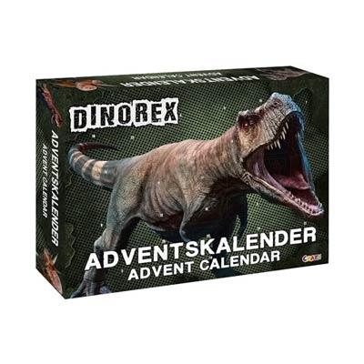 Dinorex Adventskalender för barn
