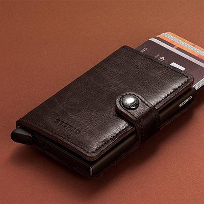 Smart plånbok med kortskydd