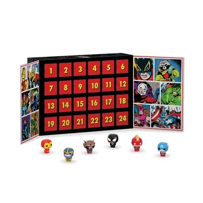 Marvels adventskalender